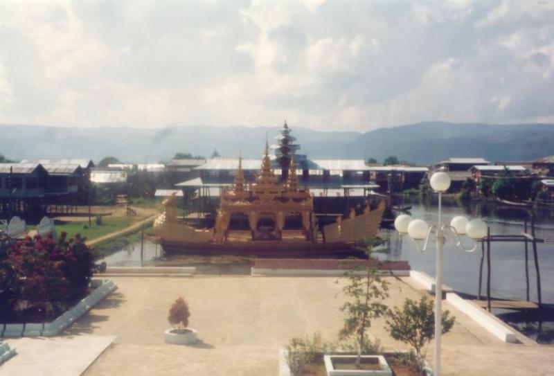 Le lac inlé - Myanmar Photo_43