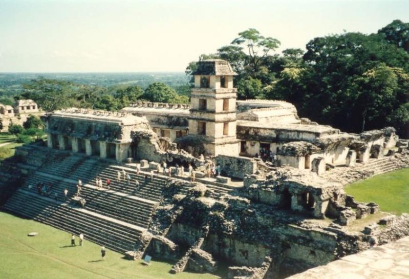 Les Mayas - Mexique Photo_55