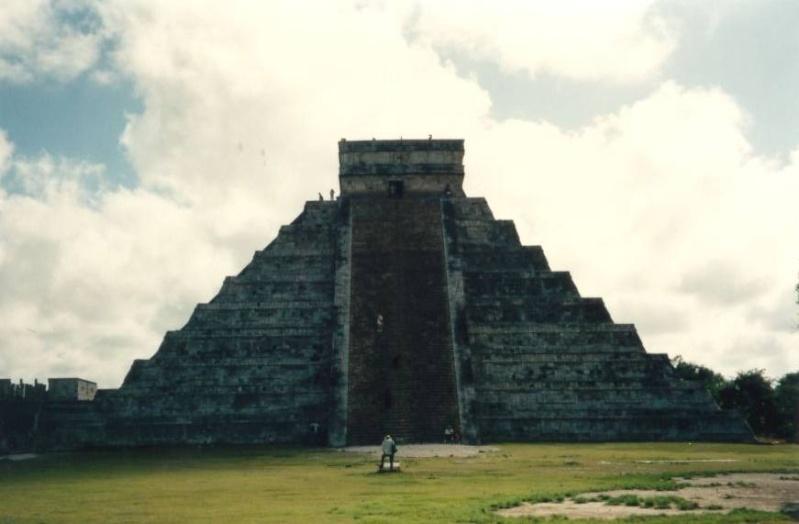 Les Mayas - Mexique Photo_58