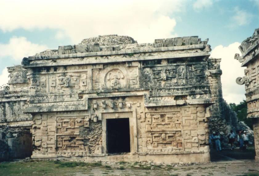 Les Mayas - Mexique Photo_62