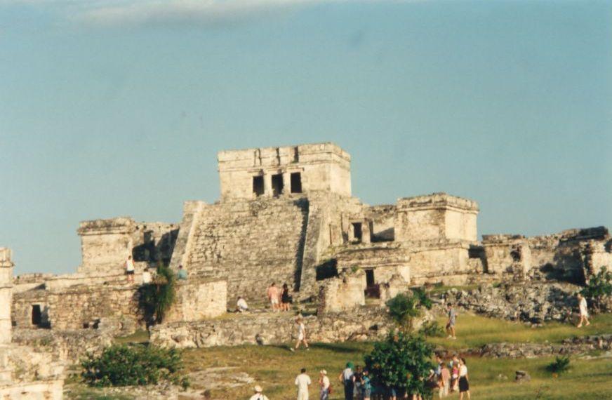 Les Mayas - Mexique Photo_64