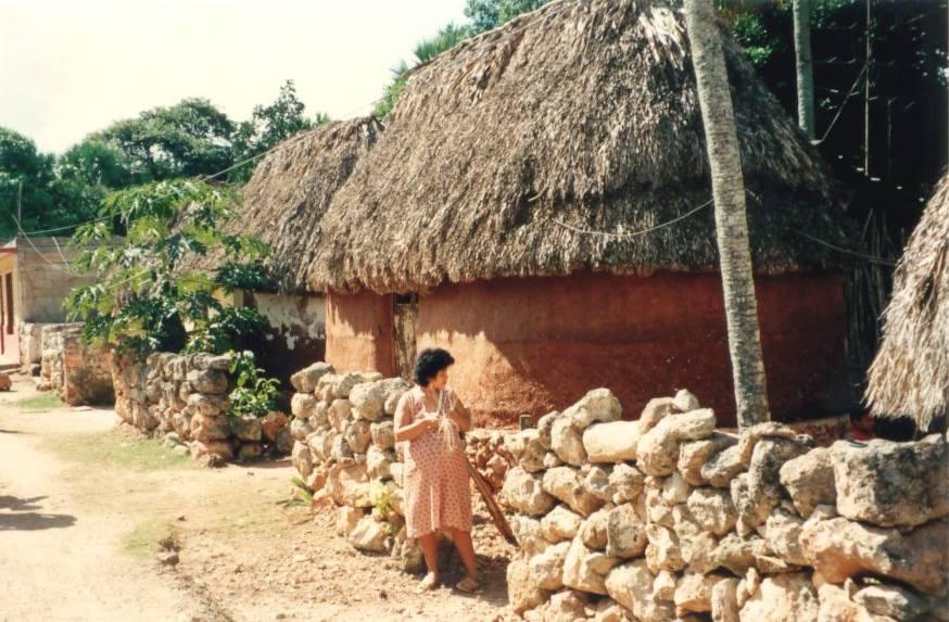 Les Mayas - Mexique Photo_65
