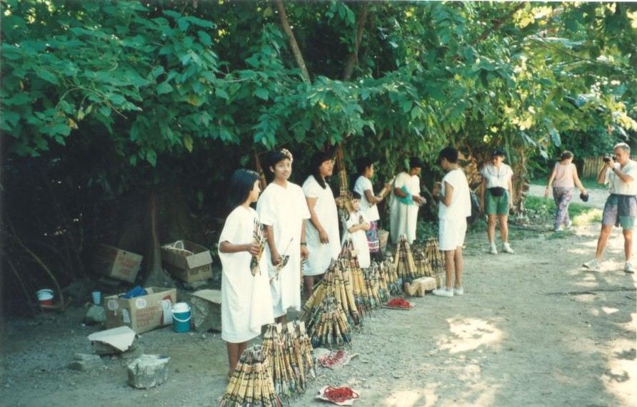 Les Mayas - Mexique Photo_66