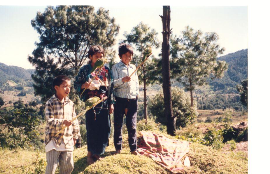 Les Mayas - Mexique Photo_69