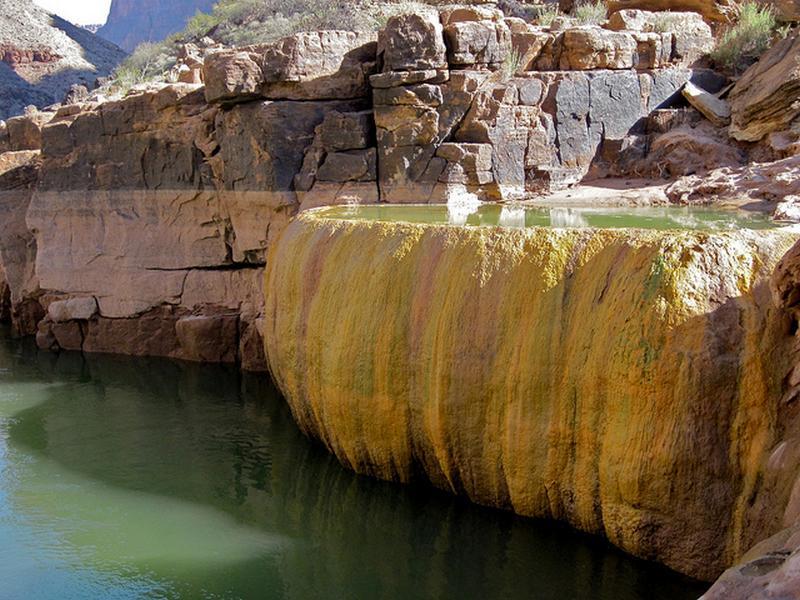 Pumpkin Spring – Grand Canyon - USA Pumpki12