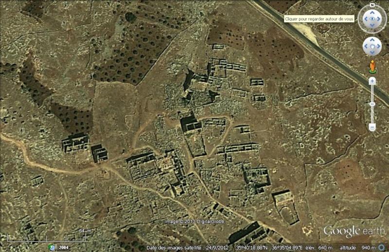 Sergilla village fontôme - Syrie Sergil10