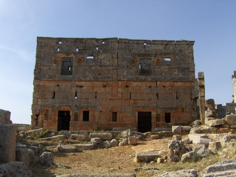 Sergilla village fontôme - Syrie Syrie_12