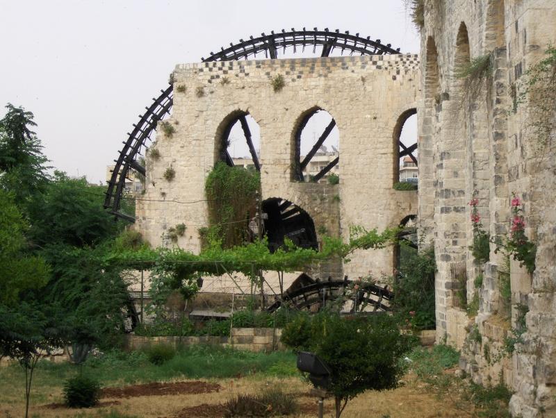 Hama la ville des norias Syrie Syrie_28