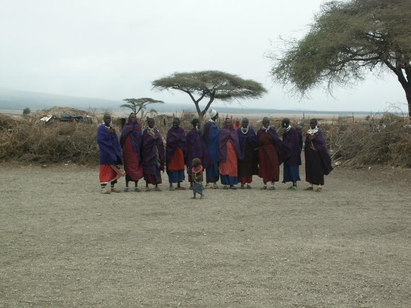 Les Massaï - Tanzanie Tanzan17
