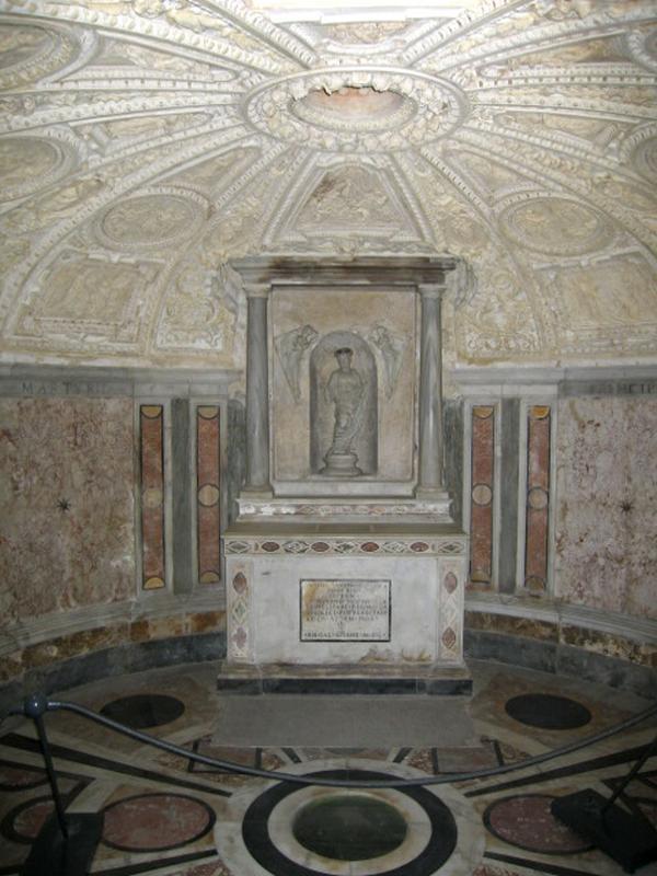 Le temple de San Pietro - Rome - Italie Tempie11
