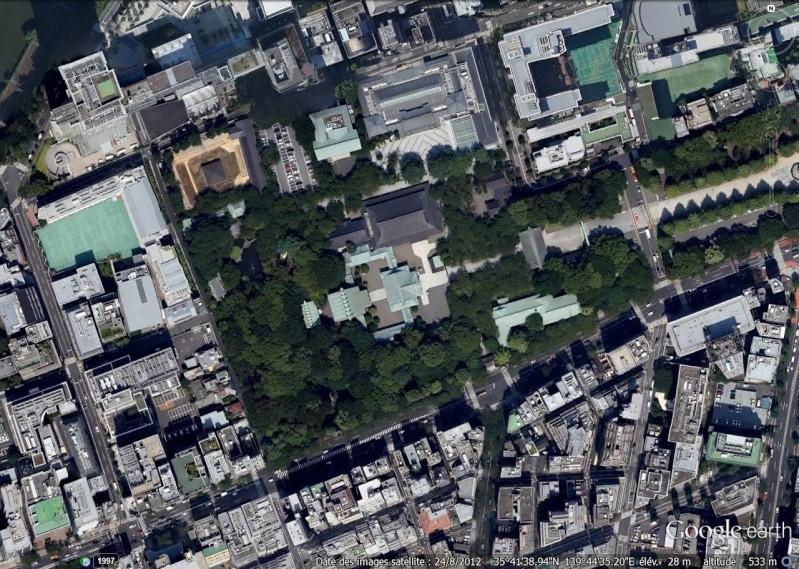 Le sanctuaire Yasukuni - Tokyo - Japon Temple10