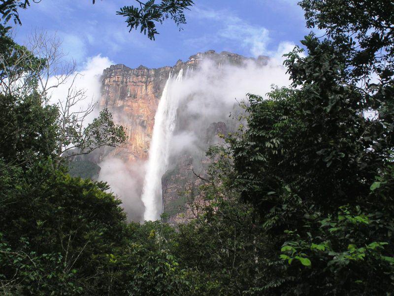 Les chutes de Tugela, Afrique du Sud Tugela10