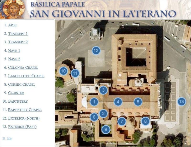 Le Vatican et la Place Saint-Pierre de Rome en visite virtuelle Vatica10