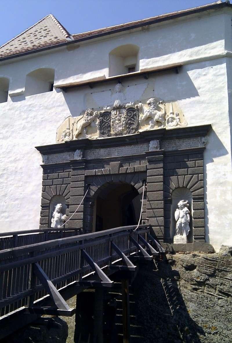 Le château de Riegersburg - Autriche Wenzel10