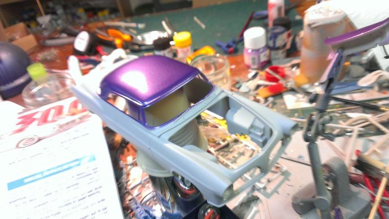 55' Chrysler 300,  Mild Kustom (Lucky Lavender ) a y est terminé  Imag0822