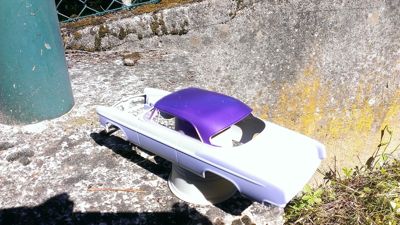 55' Chrysler 300,  Mild Kustom (Lucky Lavender ) a y est terminé  Imag0828
