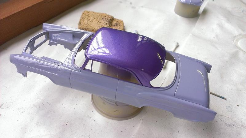 55' Chrysler 300,  Mild Kustom (Lucky Lavender ) a y est terminé  Imag0834