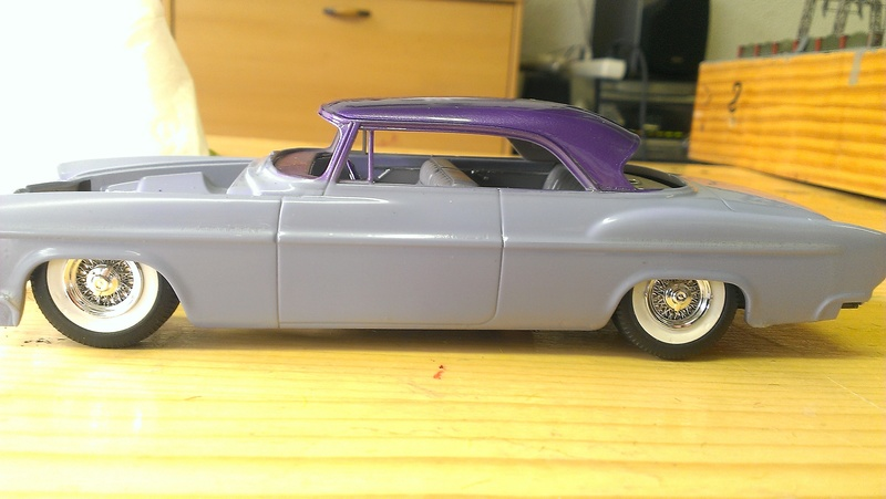 55' Chrysler 300,  Mild Kustom (Lucky Lavender ) a y est terminé  - Page 2 Imag0847