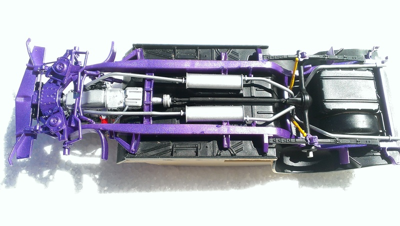 55' Chrysler 300,  Mild Kustom (Lucky Lavender ) a y est terminé  - Page 3 Imag0855