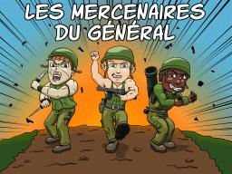 Les Mercenaires du Général 13102910