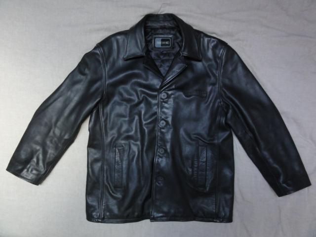 """Vends veste en cuir de la tournée """"juste avant"""" Dsc02013"""