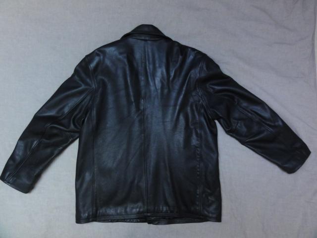 """Vends veste en cuir de la tournée """"juste avant"""" Dsc02014"""