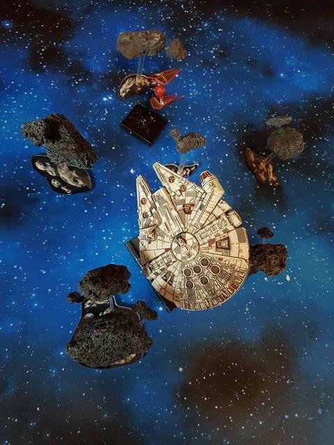 3D Asteroiden mit Magnet 20170416