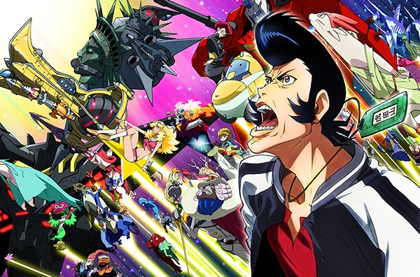 [ANIME] Space Dandy Space_10