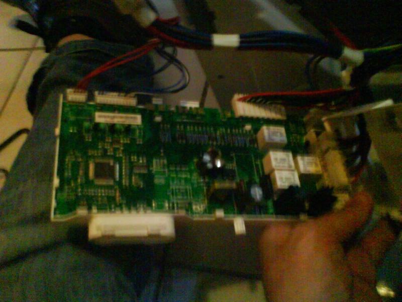 lave linge Indesit WIXL12 Obsole11