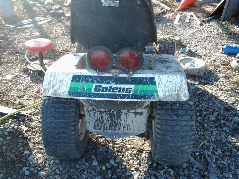 Bolens Build Bolens21