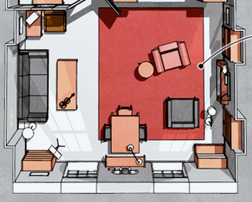 Wohnzimmer               Holmes13