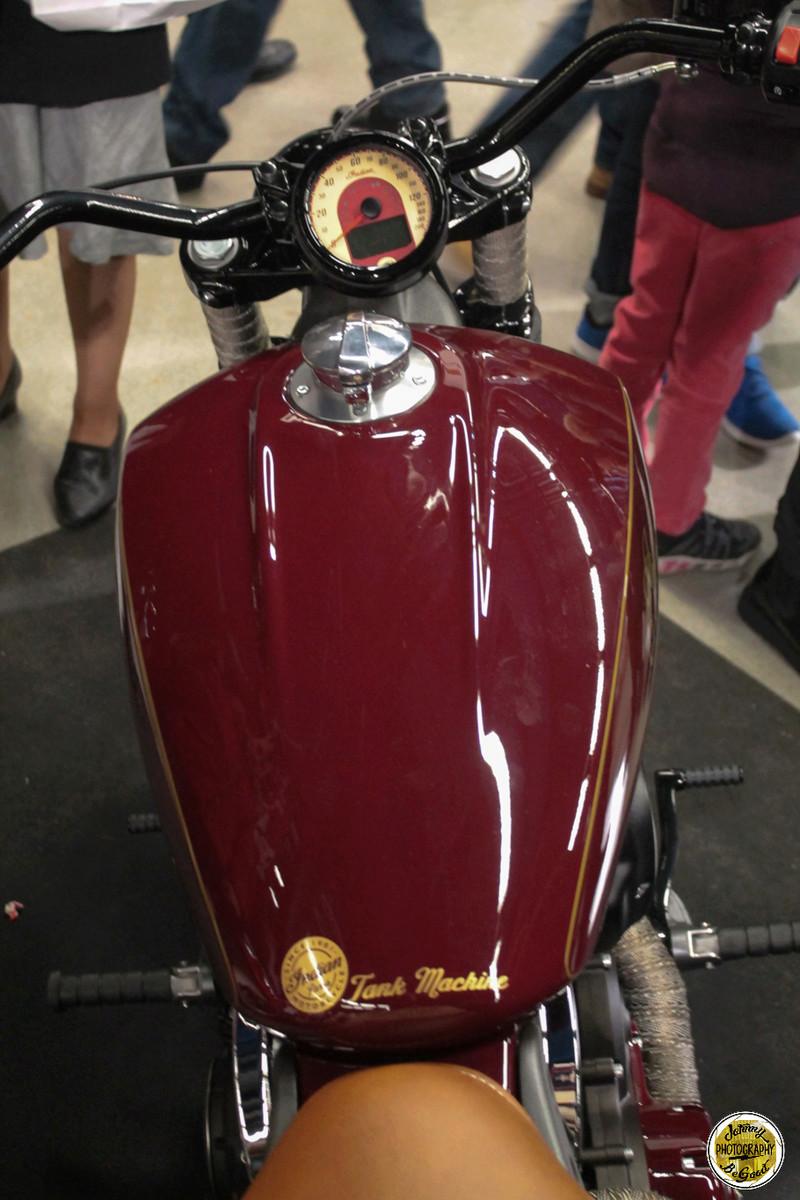 Soirée à Indian pontault combault le 3 Mars Moto_l13