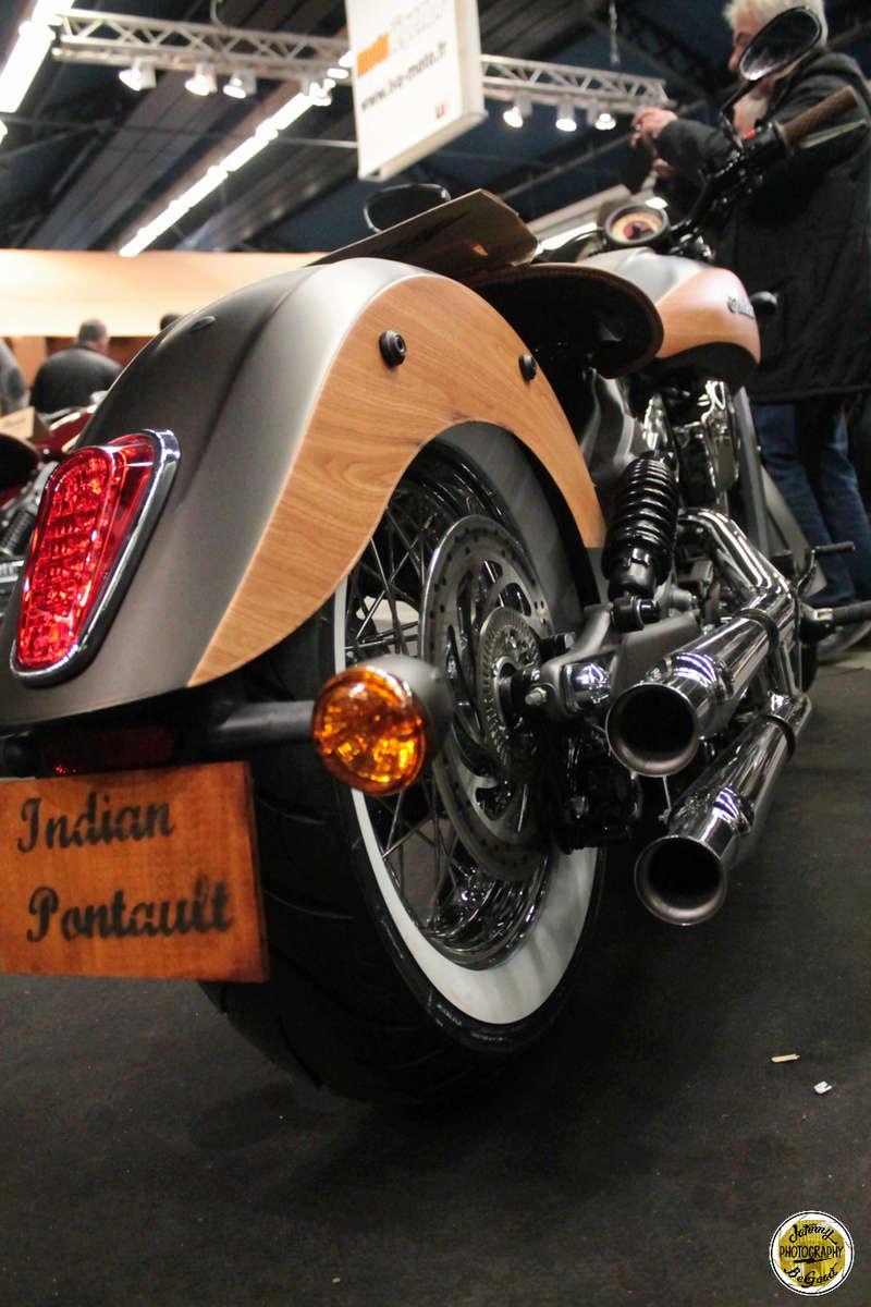 Soirée à Indian pontault combault le 3 Mars Moto_l19