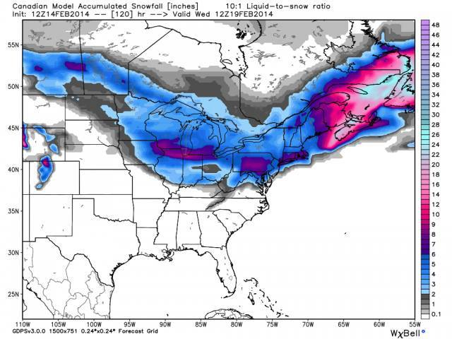 February 18th Storm Discussion 19202110