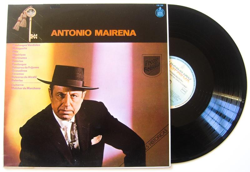Flamenco cassette et disque vinyle   - Page 3 Antoni10