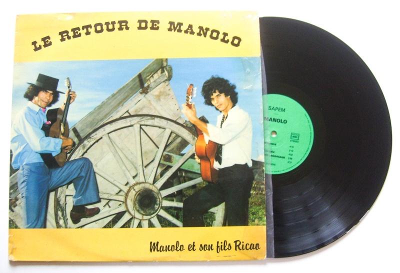 Flamenco cassette et disque vinyle   - Page 2 Manolo10