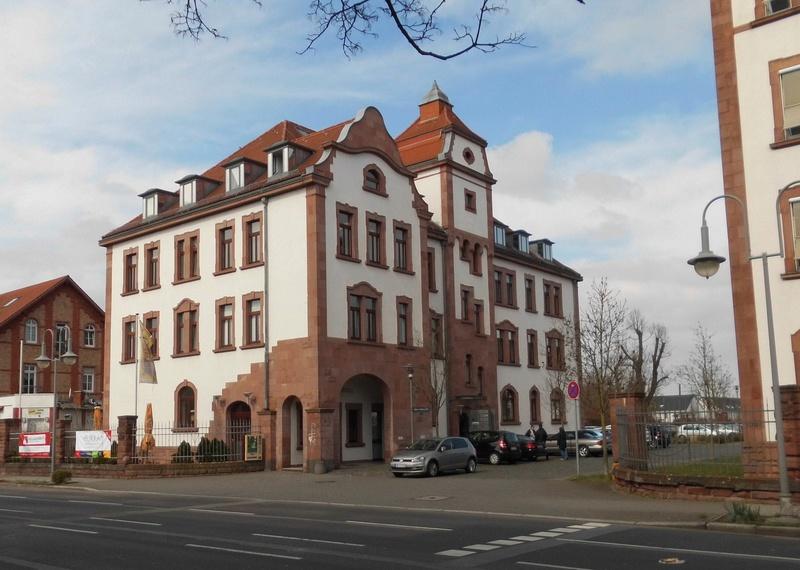 Spurensuche: heute die Eisenbahnregimenter II und III und der Eisenbahn Neben Ersatzpark in Hanau  1110
