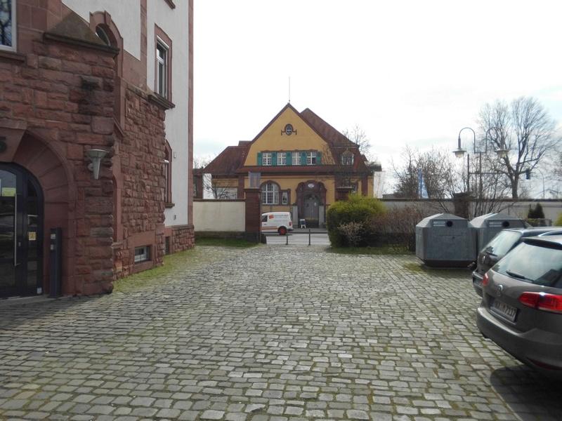 Spurensuche: heute die Eisenbahnregimenter II und III und der Eisenbahn Neben Ersatzpark in Hanau  Dsci4316