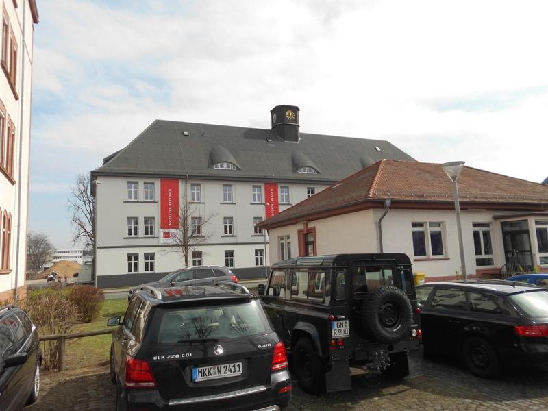 Spurensuche: heute die Eisenbahnregimenter II und III und der Eisenbahn Neben Ersatzpark in Hanau  Dsci4319
