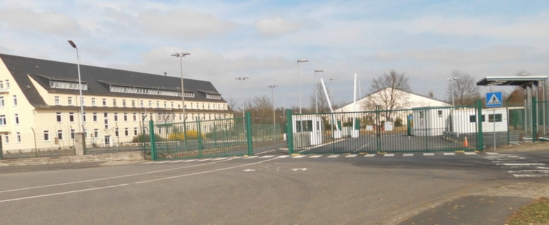 Spurensuche: heute die Eisenbahnregimenter II und III und der Eisenbahn Neben Ersatzpark in Hanau  Unbena10