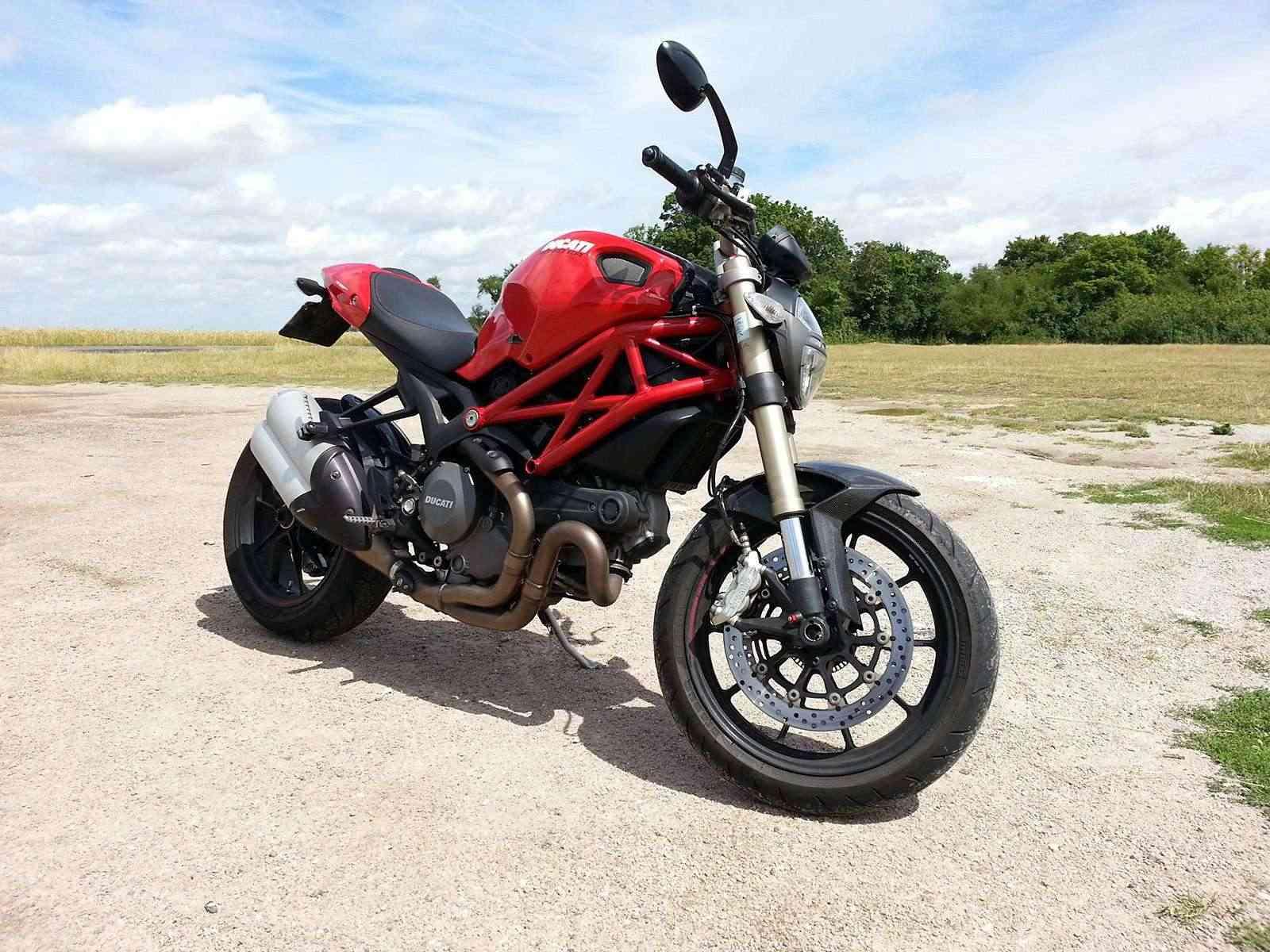 Votre moto avant la MT-09 20130710