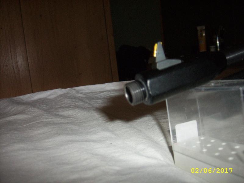 adaptateur silencieux pour cp1 M Jd531112