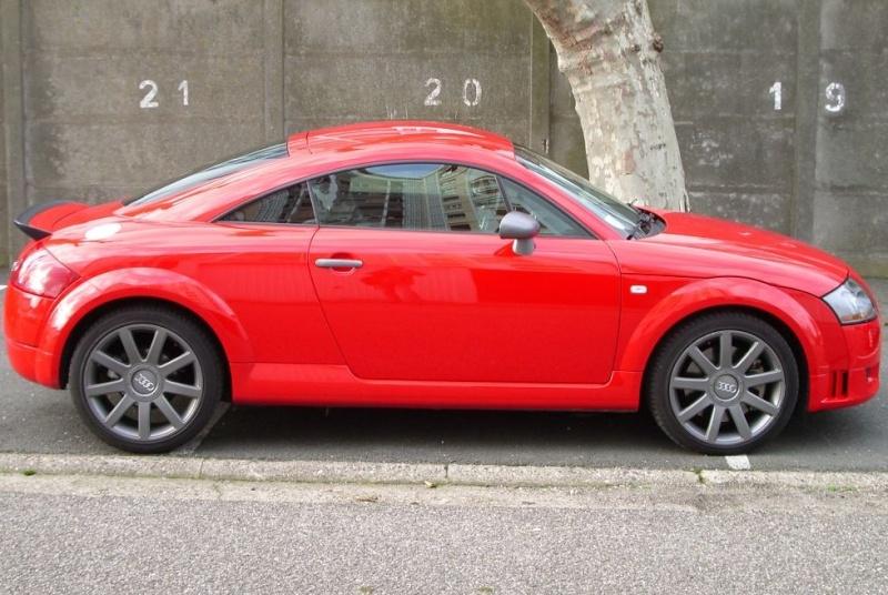 Mon nouveau TT v6 DSG rouge misano avec 32000 kms certifiés Imgp0111
