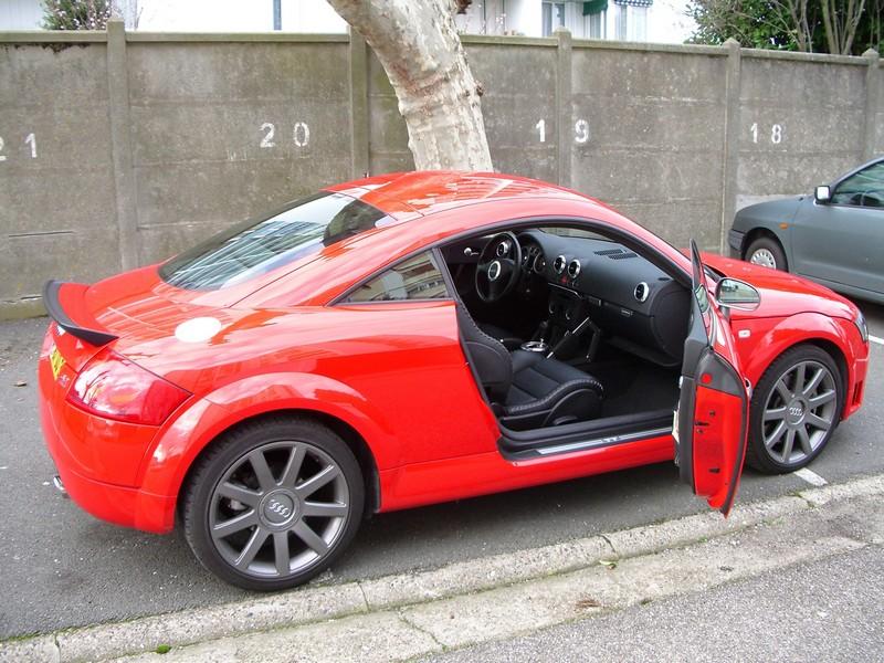 Mon nouveau TT v6 DSG rouge misano avec 32000 kms certifiés Imgp0112
