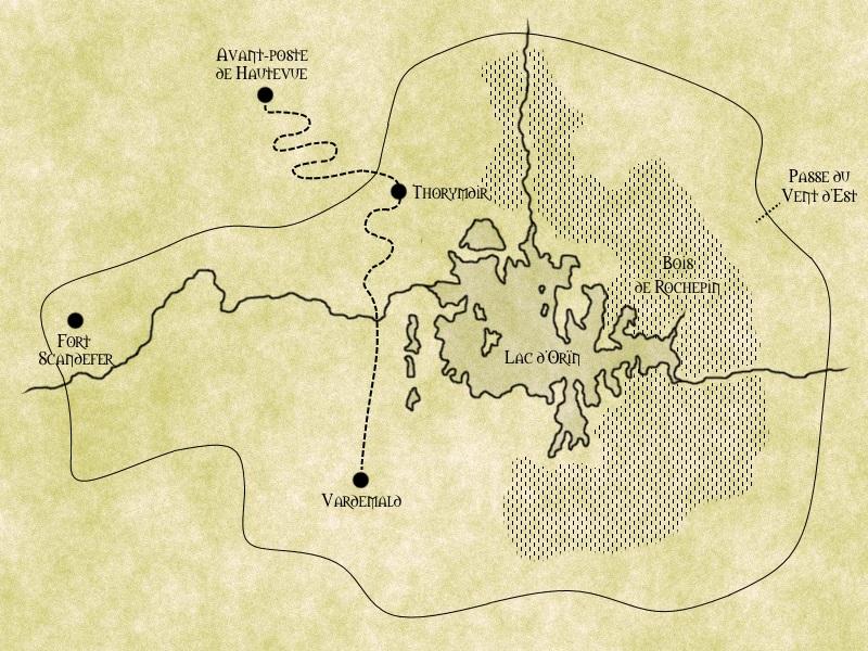 Villes et avants-postes du Clan Vhpkes10