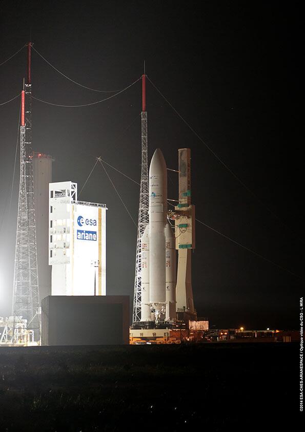 Ariane 5 ECA VA216 (Astra 5B + Amazonas 4A) - 22.3.2014 - Page 4 122