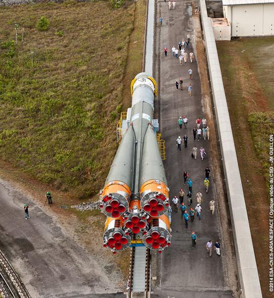 Soyouz-ST-A VS07 (Sentinel-1A) - 03.04.2014 - Page 2 148