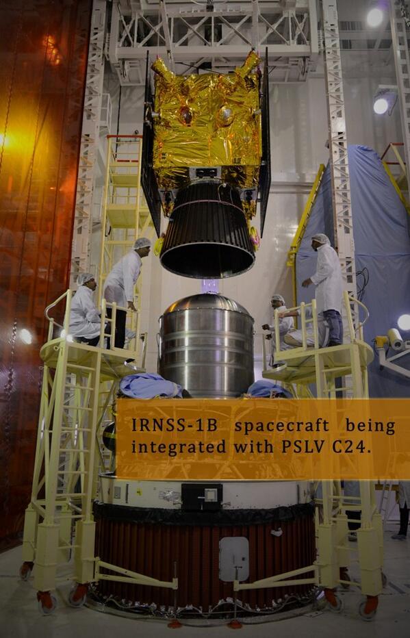 [Inde] Lancement PSLV / IRNSS 1-B - 04.04.2014 //Assister au lancement! 152