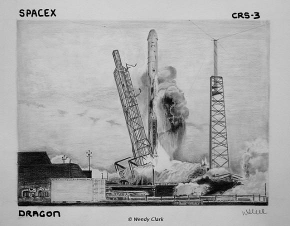 Lancement Falcon 9 V1.1 (CRS#3) 18.04.2014 - Page 13 229