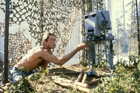 [Films] Photos personnelles et inédites de Peter Mayhew (Chewbacca) Bdlpue10